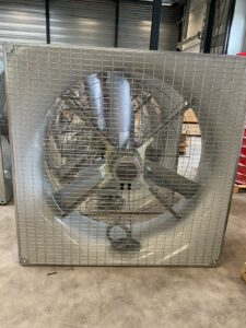 Energiezuinige ventilatoren