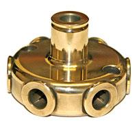 3-8 6+1 tube connector