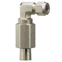 3-8 drain valve with elbow
