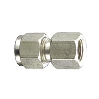 F1-4 3-8 tube coupling