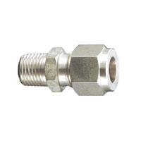 M1-4 3-8 tube coupling