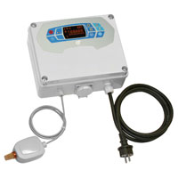 single phase humidity controller
