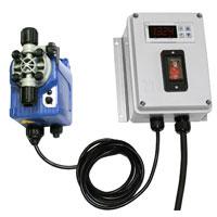 solenoid pump for sanitizing