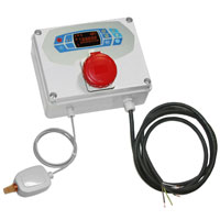 three phase humidity controller